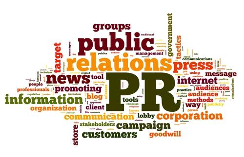 Public Relations!