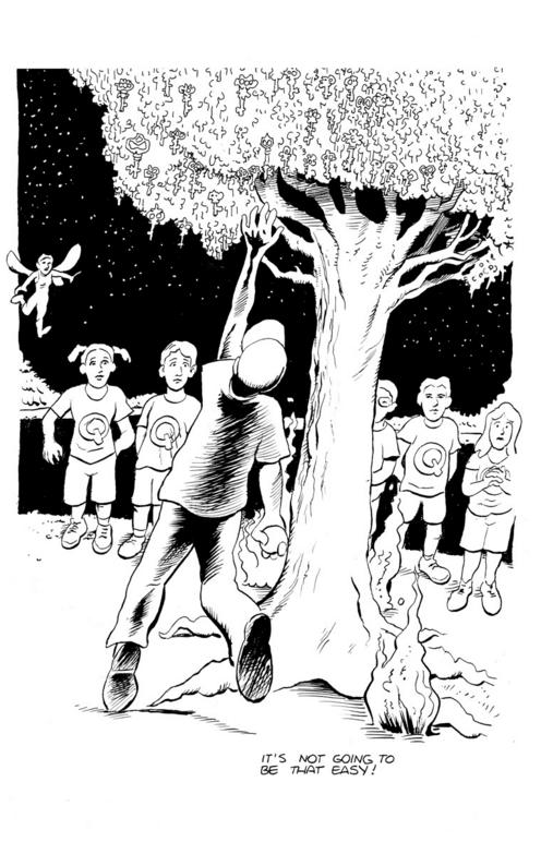 Tree of Keys, astro hero