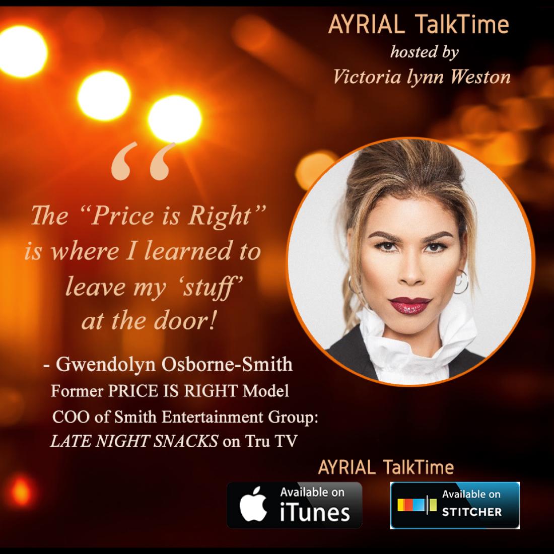 Gwendolyn Osborne-Smith, LATE NIGHT SNACKS TRU TV