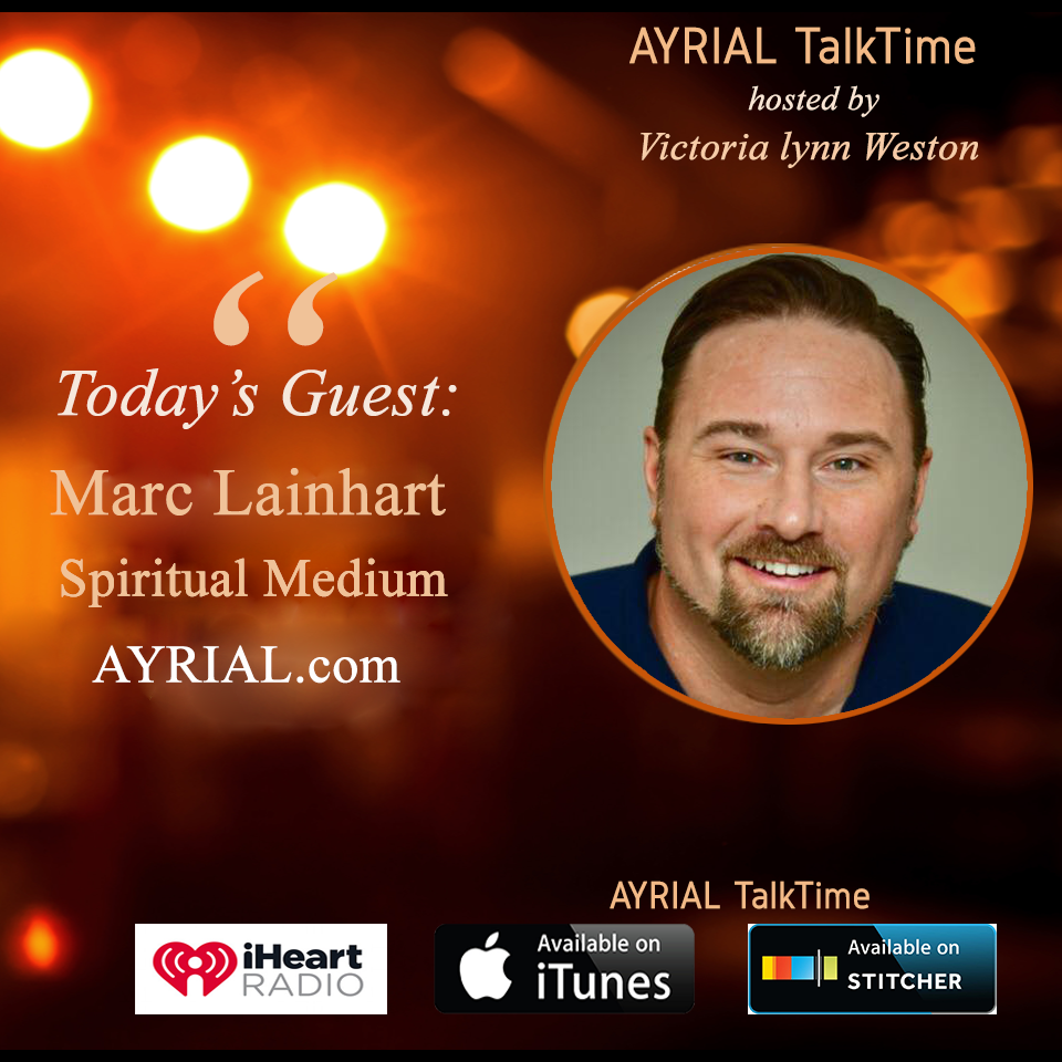 Marc Lainhart spiritual medium
