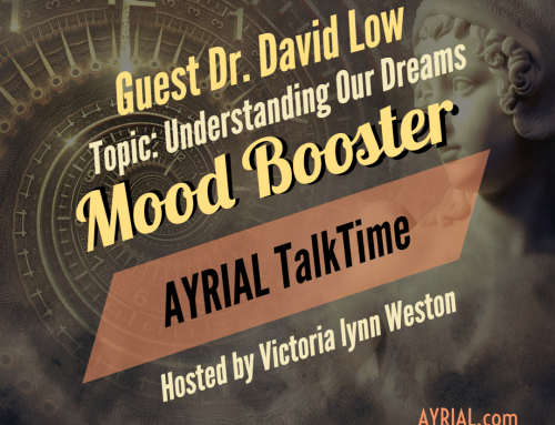 Do our nightdreams connect us to God-Dream Expert is Guest on AYRIAL TalkTime