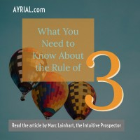 rule of 3 by marc lainhart