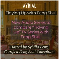 Tidying Up Series is NOT Feng Shui