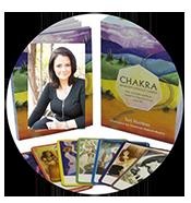 psychic tori hartman chakra oracle wisdom cards