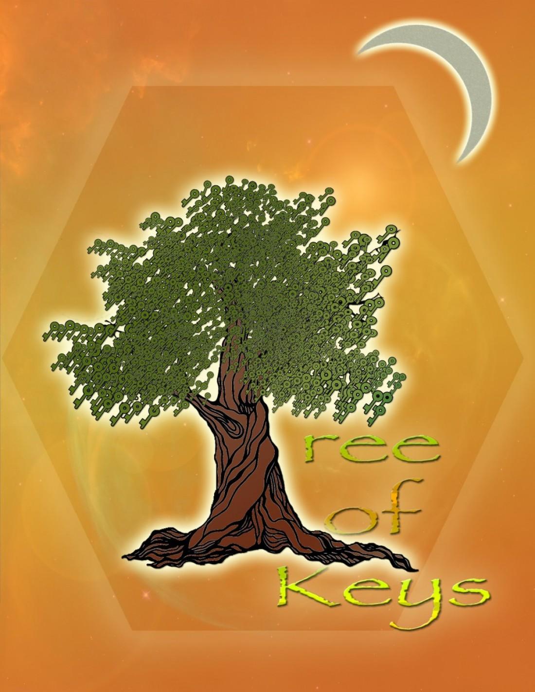 Tree of Keys - graphic novel - constance stellas