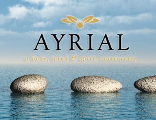 Life Coach and Spiritual Medium is AYRIAL's Newest Member