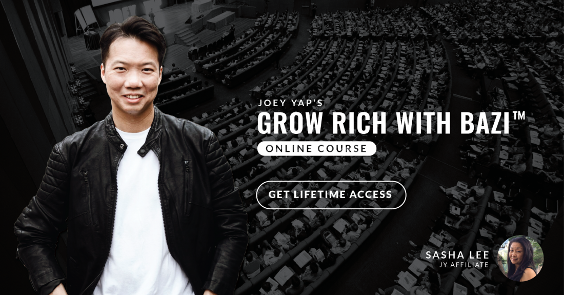 Joey Yap grow rich