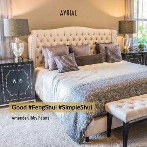 AYRIAL - Simple Shui - feng shui bedroom