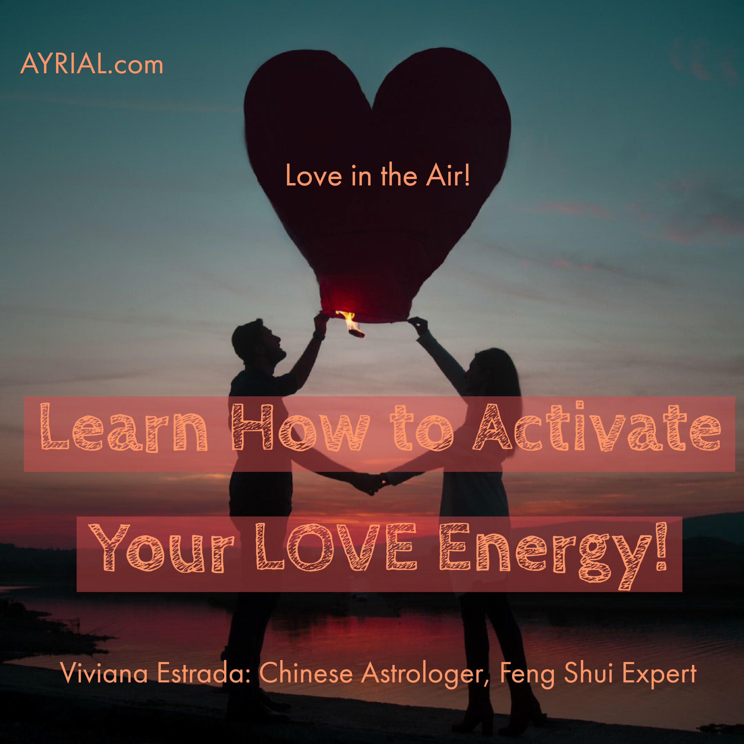 Learn How to Activate Your Love Energy