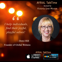 Dorci Hill AYRIAL TalkTime Podcast