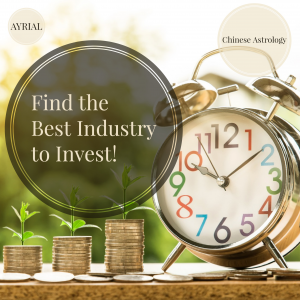 Use astrology to find the best industry for you to invest