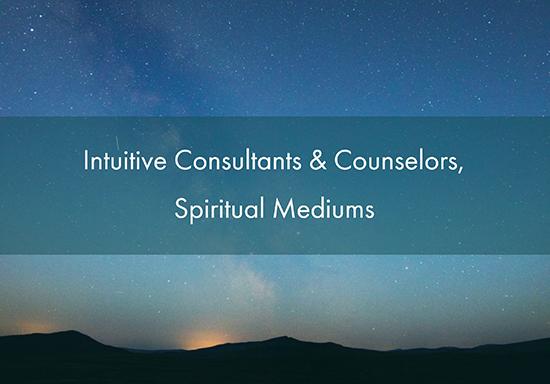 intuitive consultants spiritual mediums