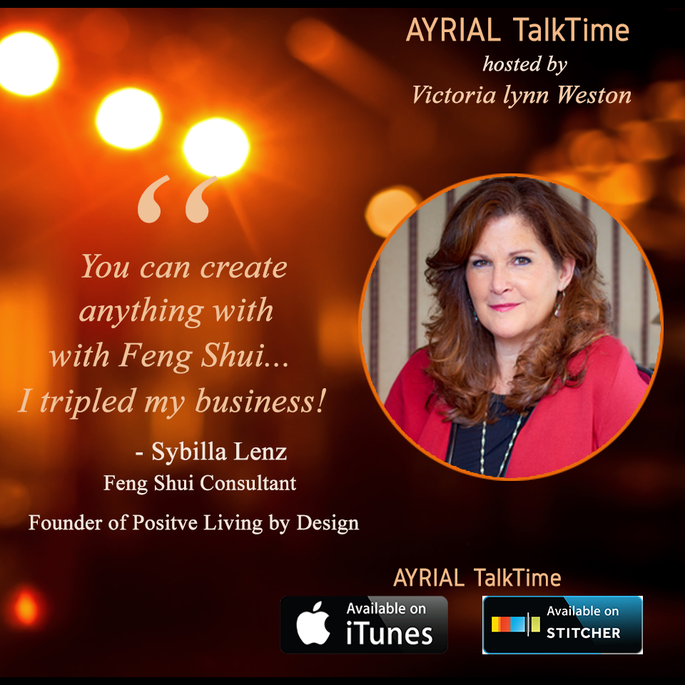 Sybilla Lenz gets Personal with Feng Shui