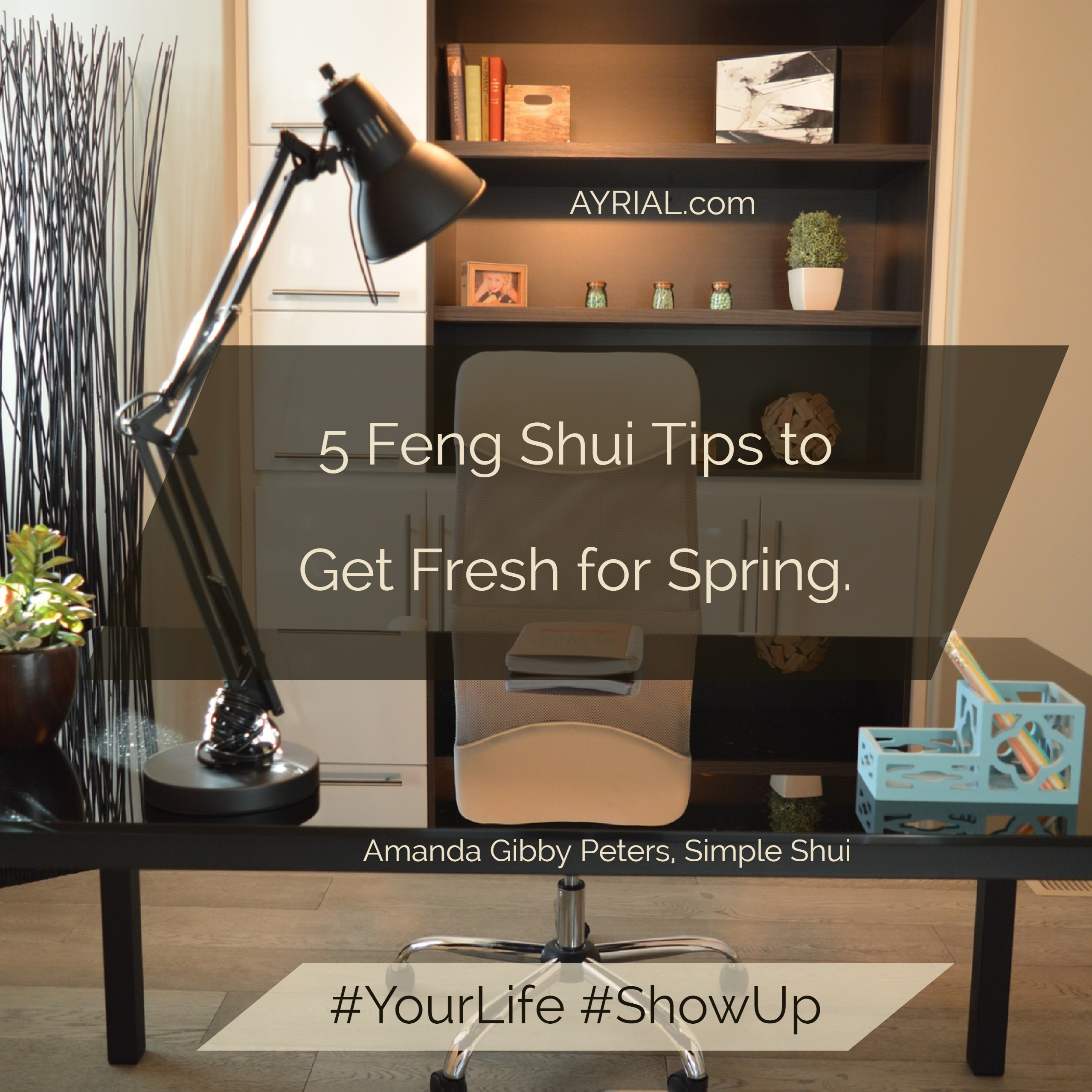 A Few Feng Shui Tips For Home and Work