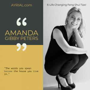 Amanda Feng Shui Tips Summer