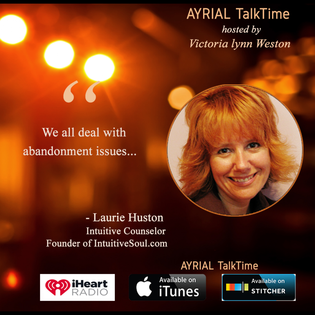 Laurie Huston Intuitive Counselor