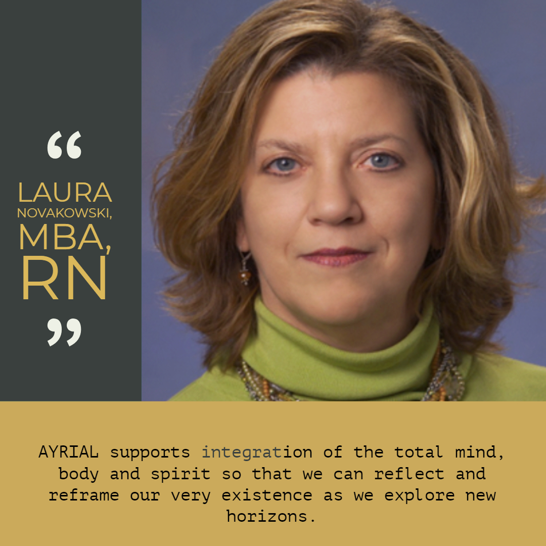 Leadership Coach and Mentor Laura Kovakowski Joins AYRIAL Association