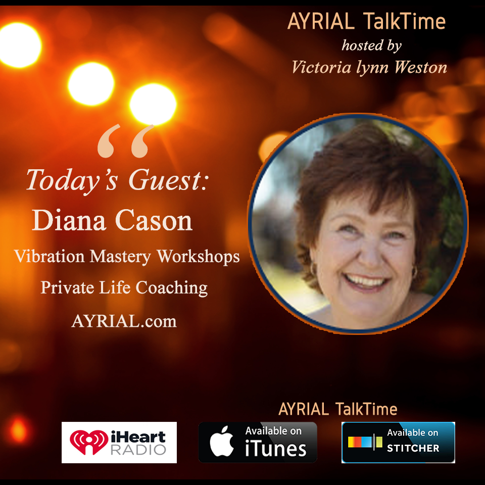 GameChangers Author is Guest AYRIAL TalkTime