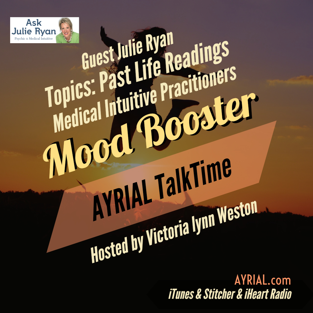 Popular Medical Intuitive is Guest on AYRIAL TalkTime