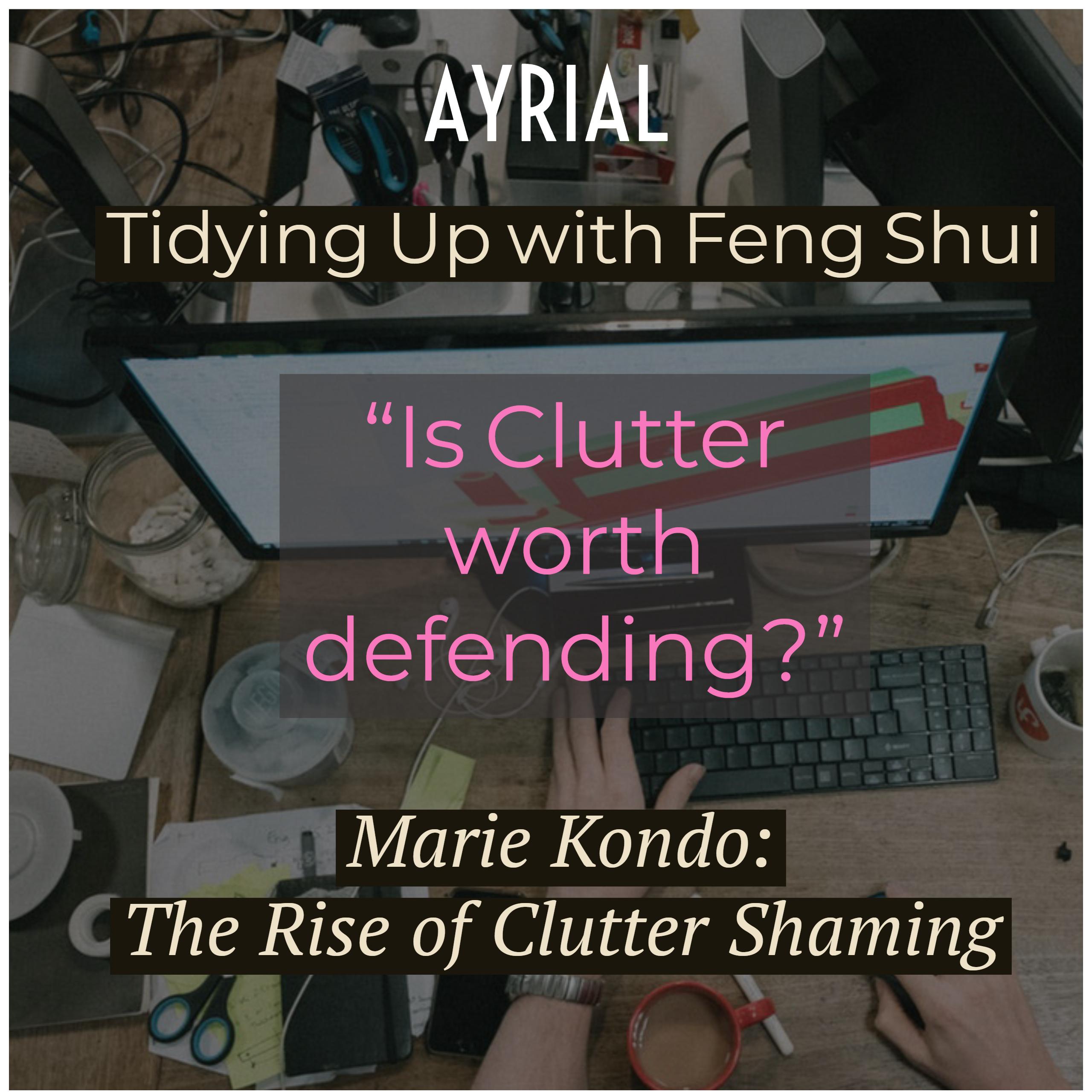 Marie Kondo: Tidying Up Netflix Series