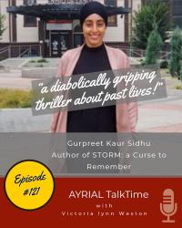 AYRIAL TalkTime Gurpreet Kaur Sidhu is Guest