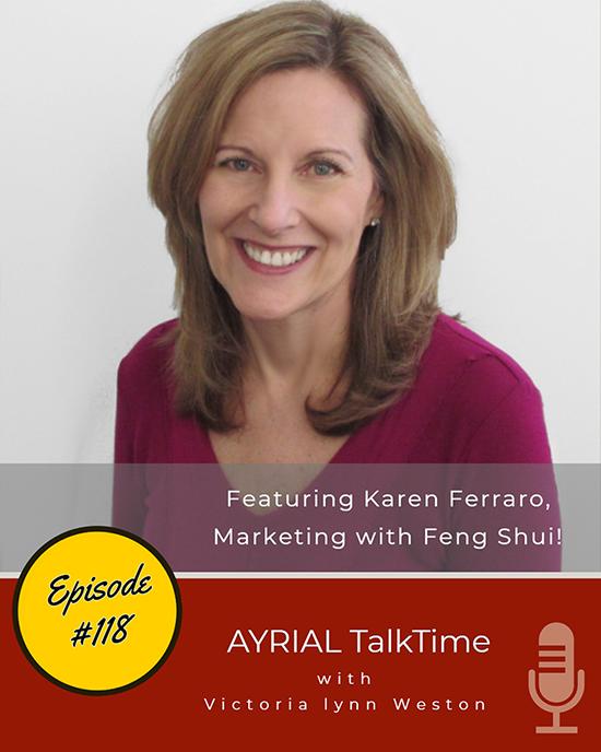 Karen Ferraro Feng shui marketing expert