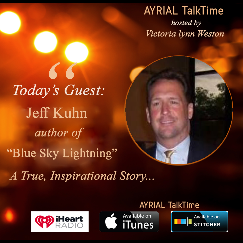Jeff Kuhn blue sky lightning